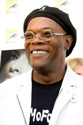Samuel L. Jackson at the San Diego ComicCon 2008