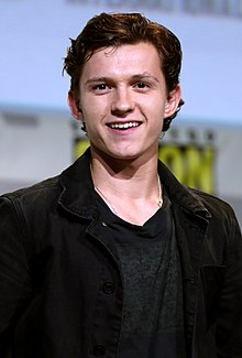 images for tom holland