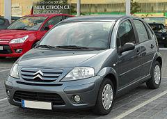 Citroën C3 – Wikipedia, wolna encyklopedia