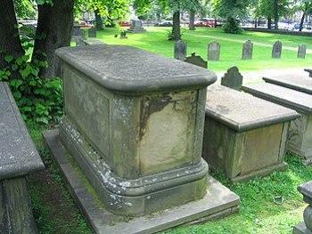 Tomb of Major General Robert Ross