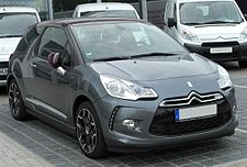 Citroën DS3 – Wikipedia, wolna encyklopedia