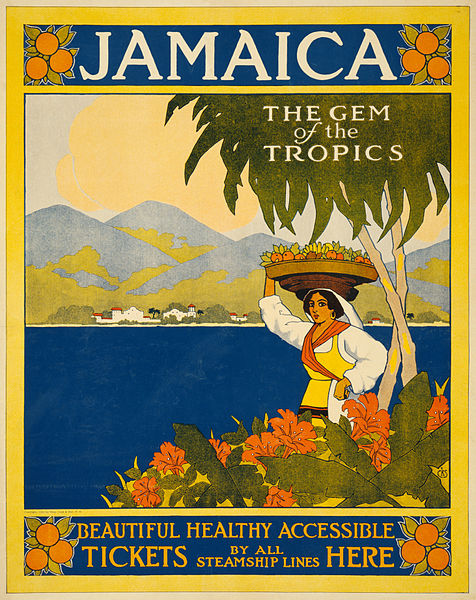 Thomas Cook Travel Poster, circa 1910