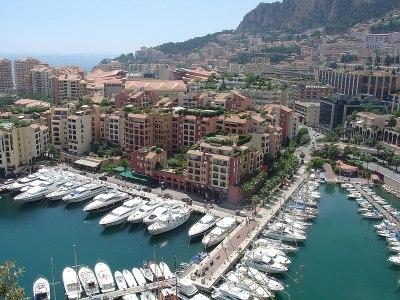 Fontvieille, Monaco - Wikipedia