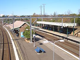 Croydon, New South Wales - Wikipedia
