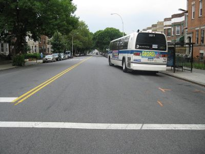 B45 (New York City bus) - Wikipedia