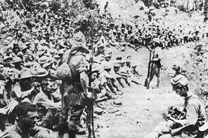 Surrender on Bataan