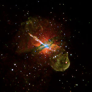 Centaurus A Chandra