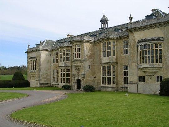 Hartwell House in Buckinghamshire, England. source: Wikipedia