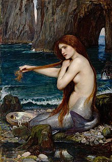 Mermaid   Wikipedia Mermaid
