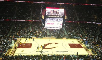 File:Quicken Loans Arena (2012).jpg - Wikimedia Commons