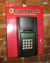 Cash (betalsystem) – Wikipedia