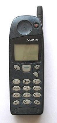 Mi primer Nokia