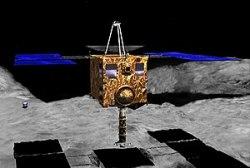 Hayabusa spacecraft
