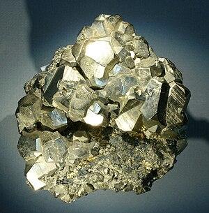 Pyrite xx. Elba