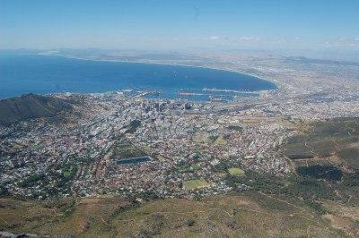 Cape Town (série télévisée) — Wikipédia