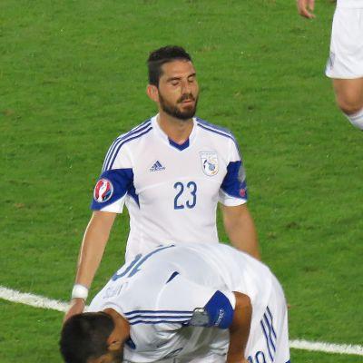 Marios Nicolaou (footballer, born 1983) - Wikipedia