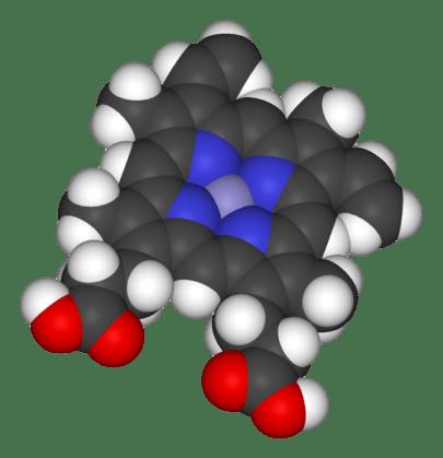 جزيئة الهيم
