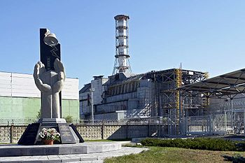 English: Chernobyl Nuclear Power Plant