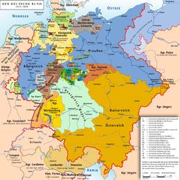 Det Tyske Forbund - Wikipedia, den frie encyklopædi