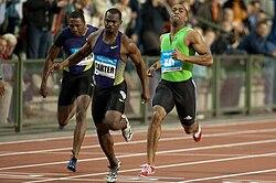 fastest men