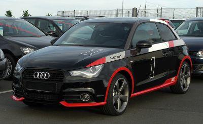 Audi A1 – Wikipedija