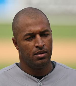 Vernon Wells in 2009