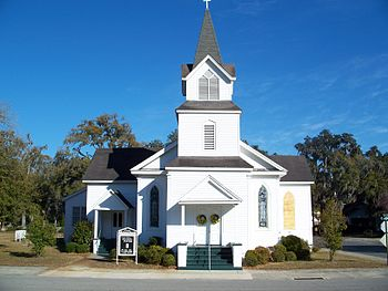 United Methodist Church, in