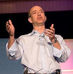 Jeff Bezos 2005