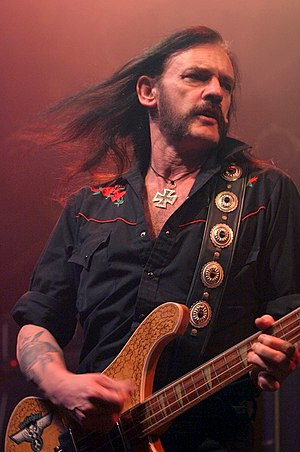 Lemmy Live at Reds, Edmonton, May, 2005