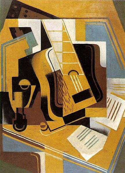 The Guitar-1918
