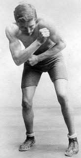 English boxer Ted