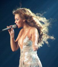 Beyonce - Concert in Barcelona in 2007