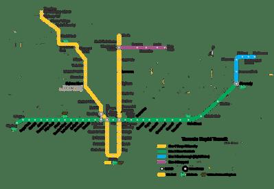 List of Toronto subway stations - Wikipedia