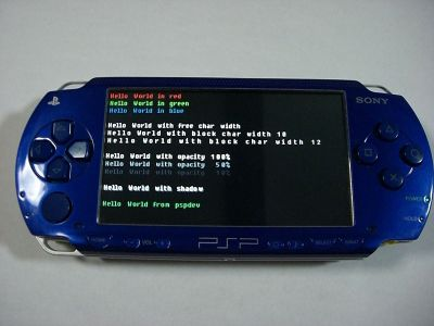 PlayStation Portable homebrew - Wikipedia