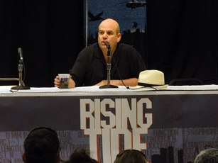 David Simon at Rising Tide 2011