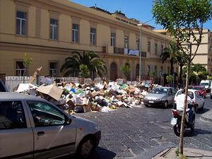 Ercolano rubbish