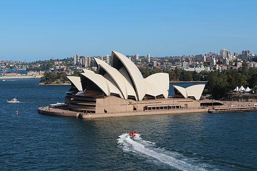 Sydney Opera House 01
