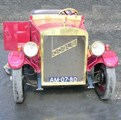 Doble steam car - Wikidata