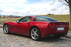 Corvette C6