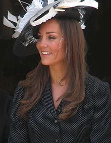 Catherine  Duchess of Cambridge   Wikipedia Middleton at Windsor Castle in 2008