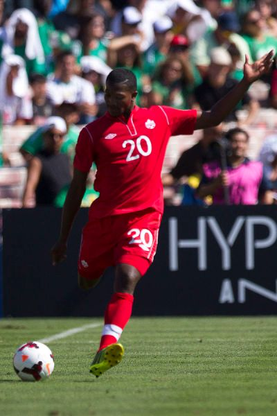 Canada men's under-23 international soccer players