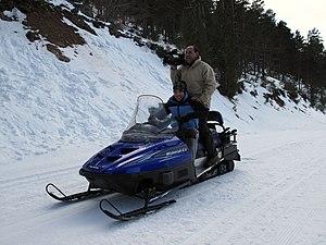 Moto nieve