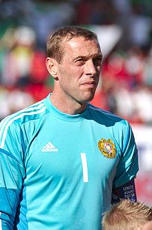 List of Armenia international footballers - Wikipedia