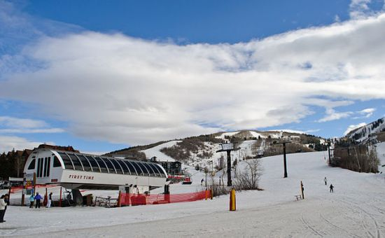 Park City Ski Resort, Utah