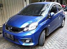 Honda Brio - Wikipedia