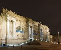 The Metropolitan Museum of art in New York City.
