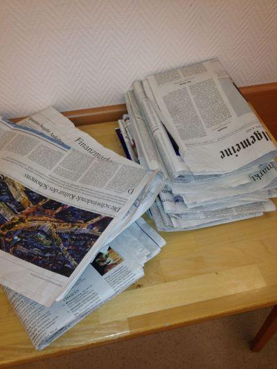 Zeitung - Wiktionary