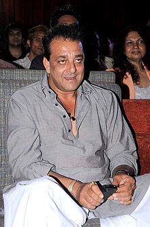 Sanjay Dutt filmography   Wikipedia A photograph of Sanjay Dutt taken in 2009