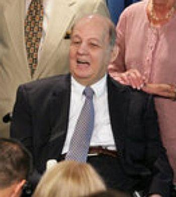 James Brady in August 2006