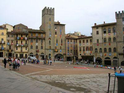 Arezzo — Wikipédia